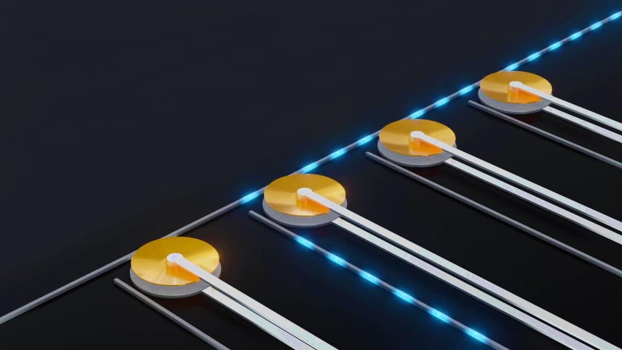 Switching Light at the Nanoscale