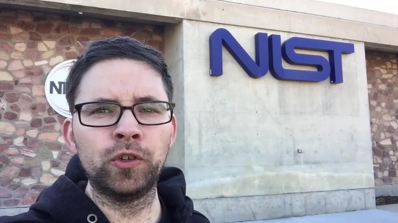Krister Shalm Explains NIST's Participation in the BIG Bell Test