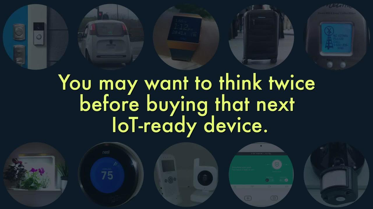Recommendations for IoT  Devices