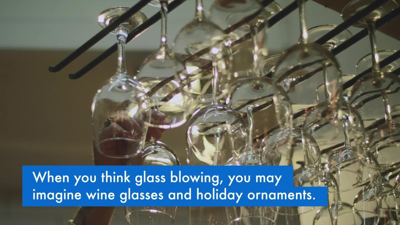 NIST's Glass Fabrication Shop
