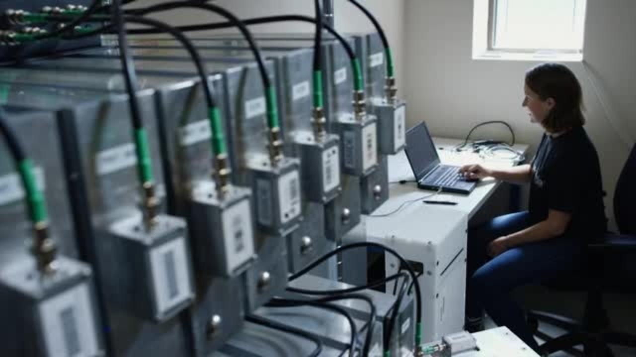 Heroes of American Manufacturing: Silverside Detectors