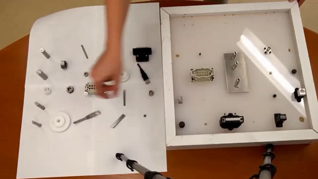 Robotic Grasping and Manipulation Competition – Task 1: Task Board Assembly