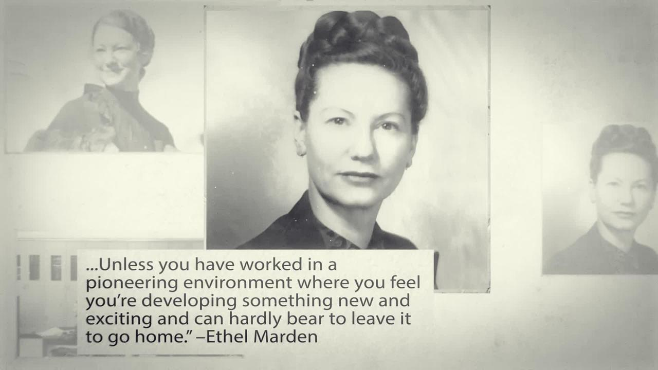 The Pioneering Life of Ethel Marden