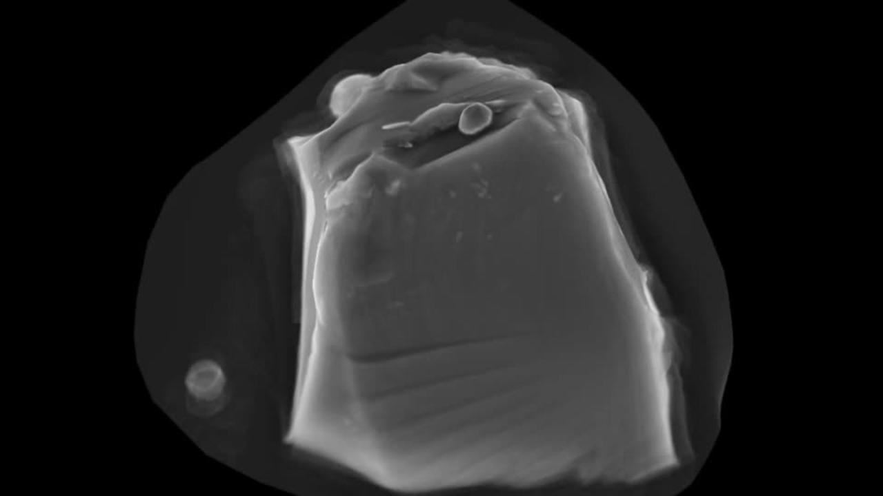 3D SEM Particle Reconstruction