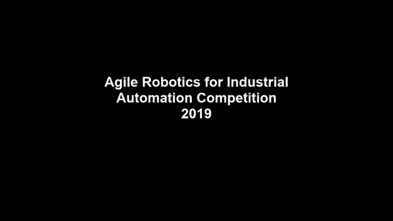 ARIAC 2019 Highlight Video