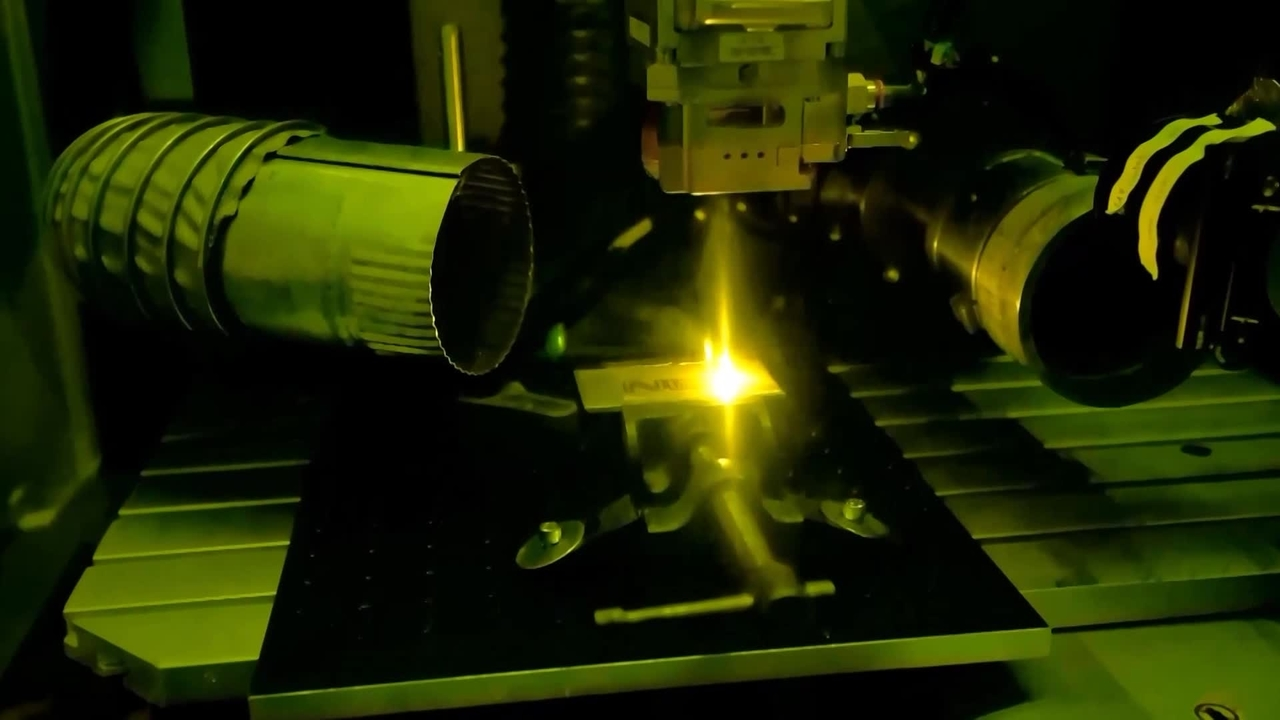 NIST's Laser Welding Lab Program: Studying the basics for the benefit of industry