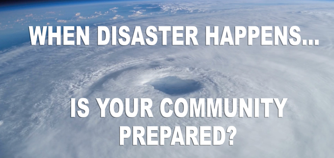 Video thumbnail for When Disaster Happens, Will Your Community Be Prepared?