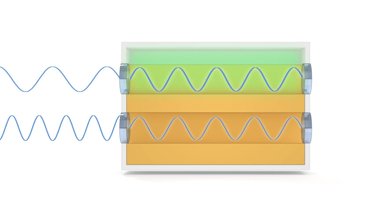 Gauging Pressure with Light: A demonstration of the Fixed-Length Optical Cavity (FLOC)
