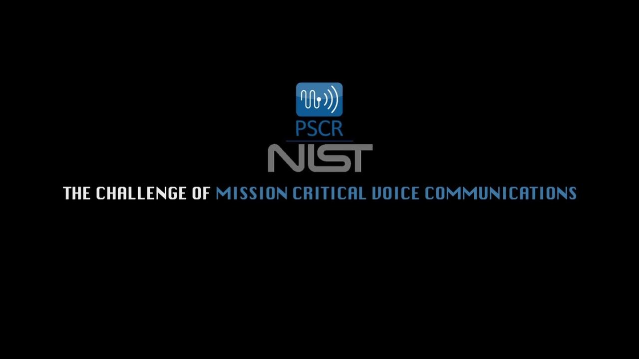 Scene 2: Mission Critical Voice
