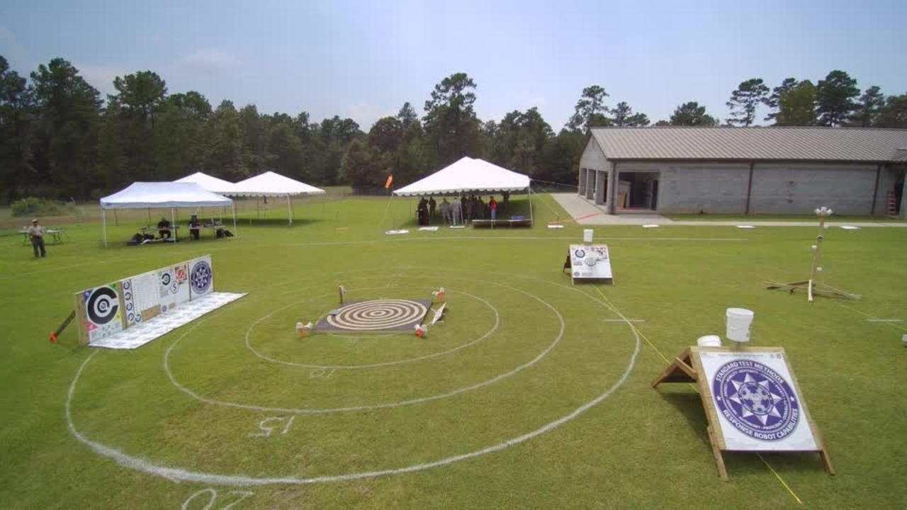 DHS-NIST-ASTM-NFPA Aerial Test Methods, Army Camp Shelby 7183