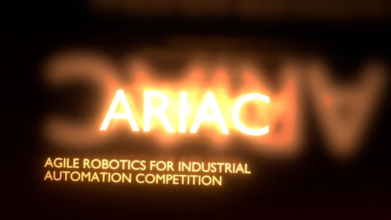 ARIAC Promo Video