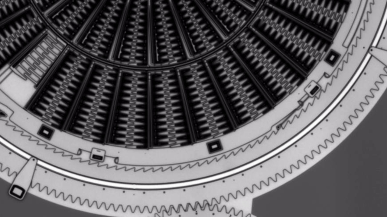 Tiny Gears: Resolving the Fine-Scale Motion of MEMS