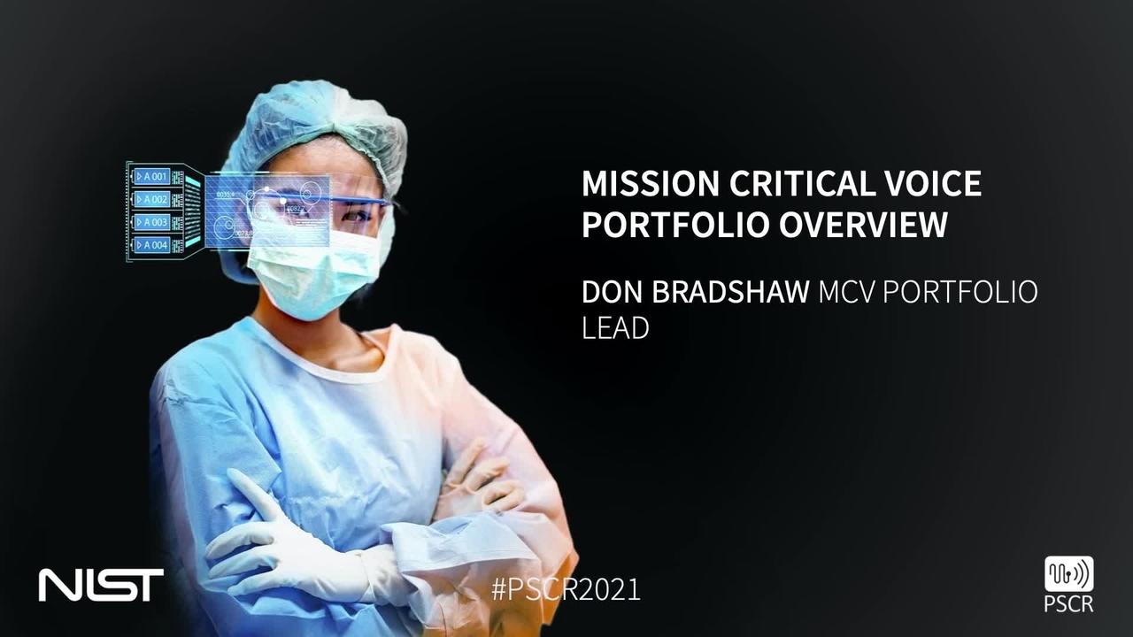 PSCR 2021_MCV Overview_On-Demand