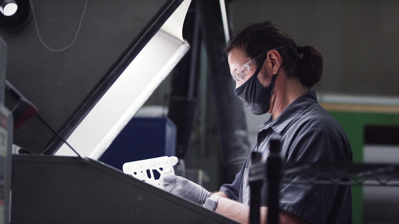Heroes of American Manufacturing: Rapid Application Group