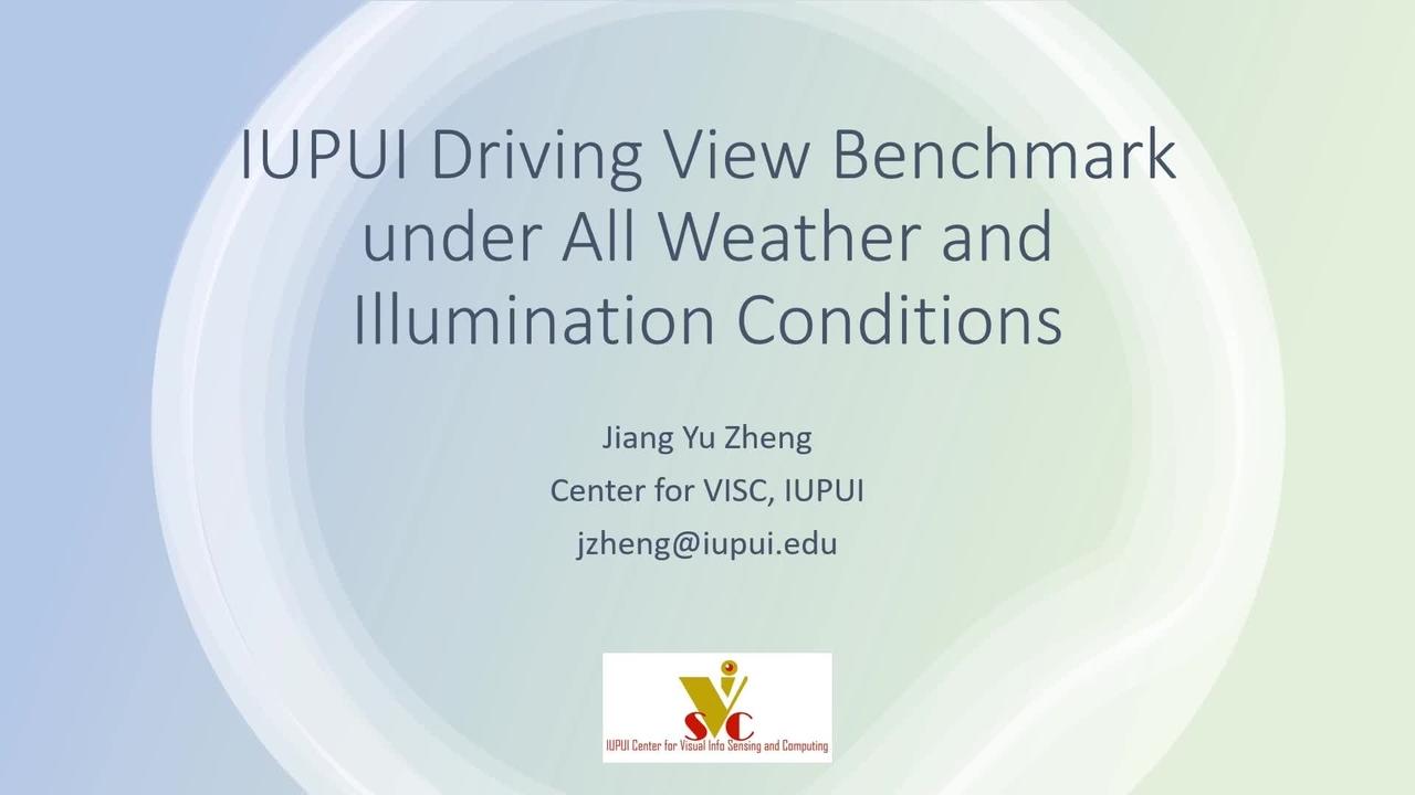 PSCR 2021_Comp Vis Challenge Winner IUPUI_Demo