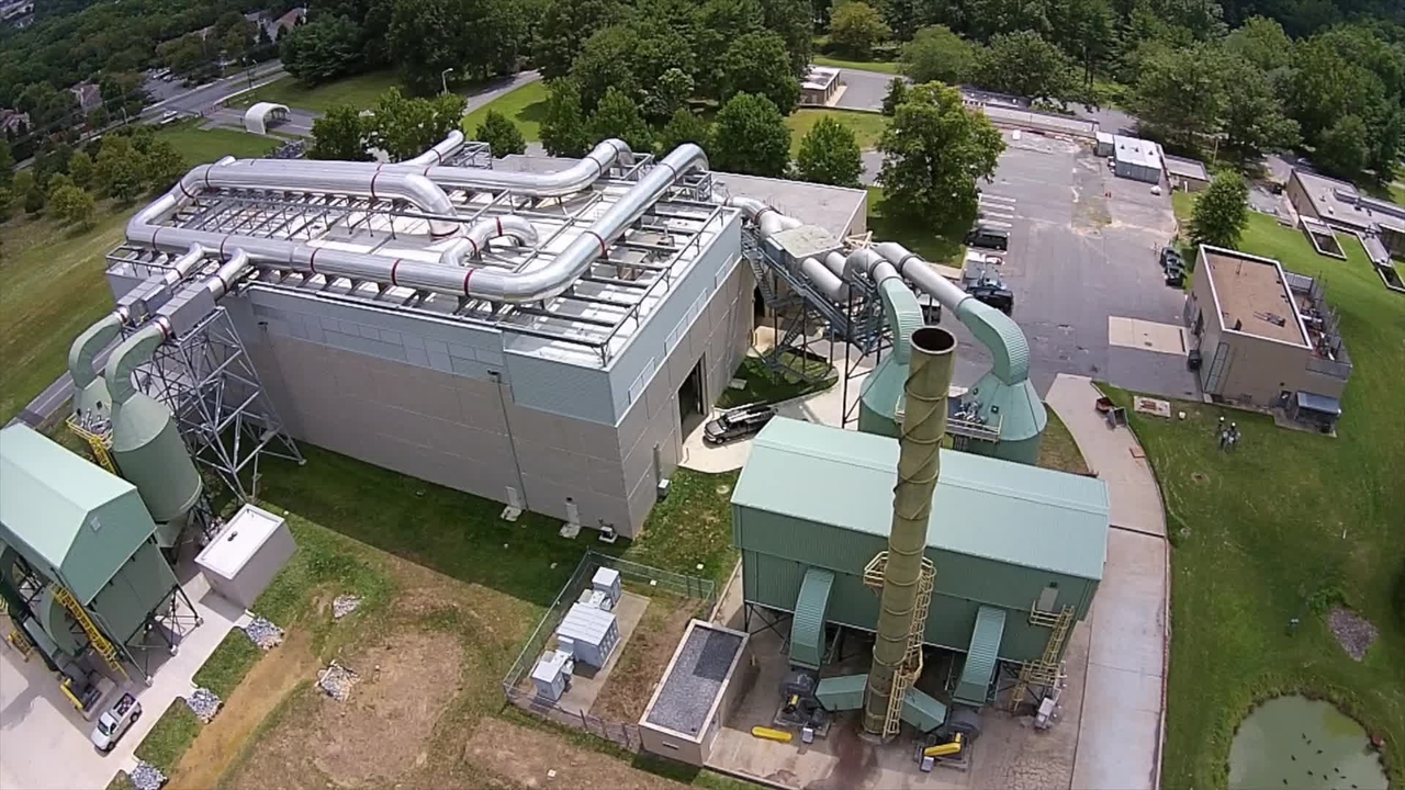 Built to House an Inferno: The NIST National Fire Research Laboratory