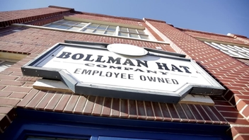 Heroes of Manufacturing  Bollman Hat Company b423df903820