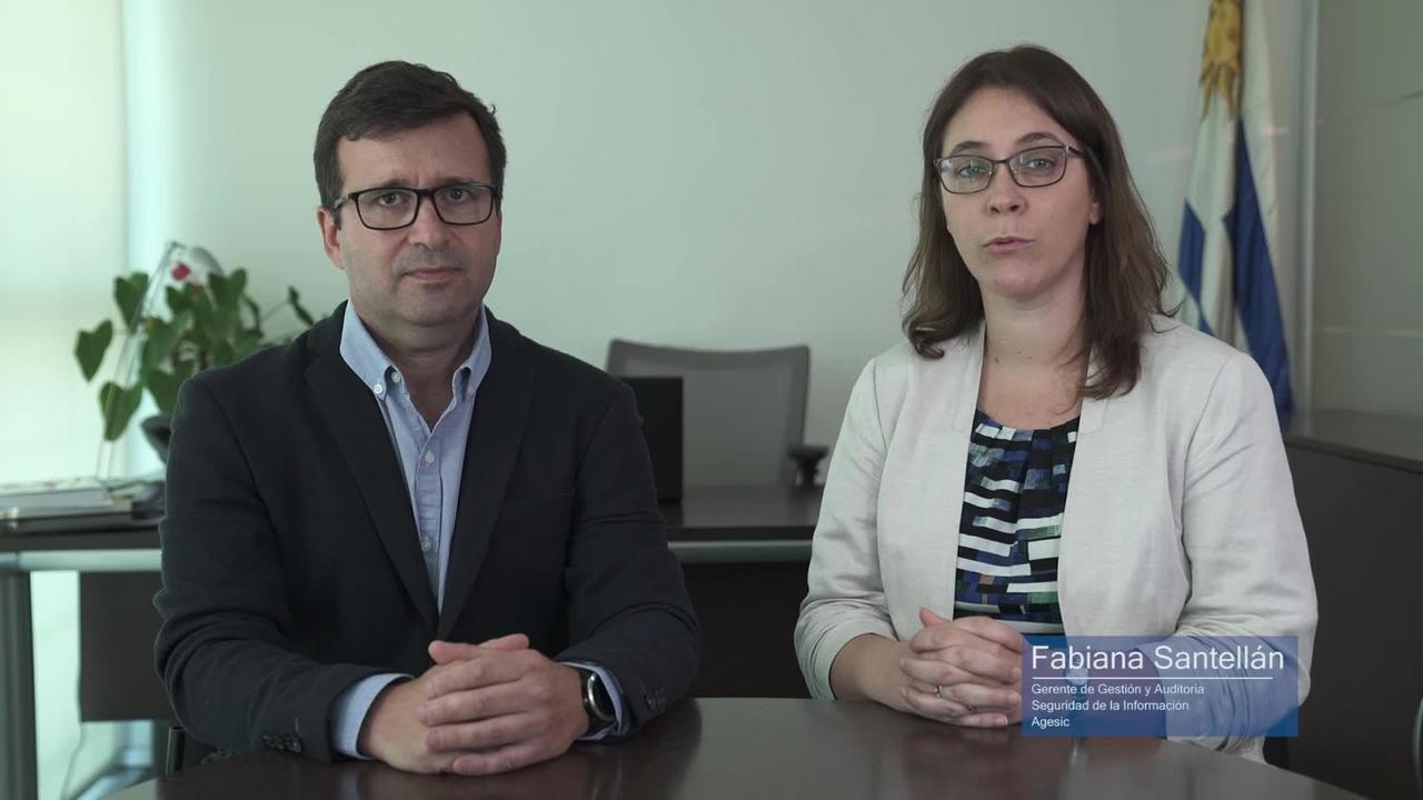 Talk: Uruguay: A success case of the Cybersecurity Framework