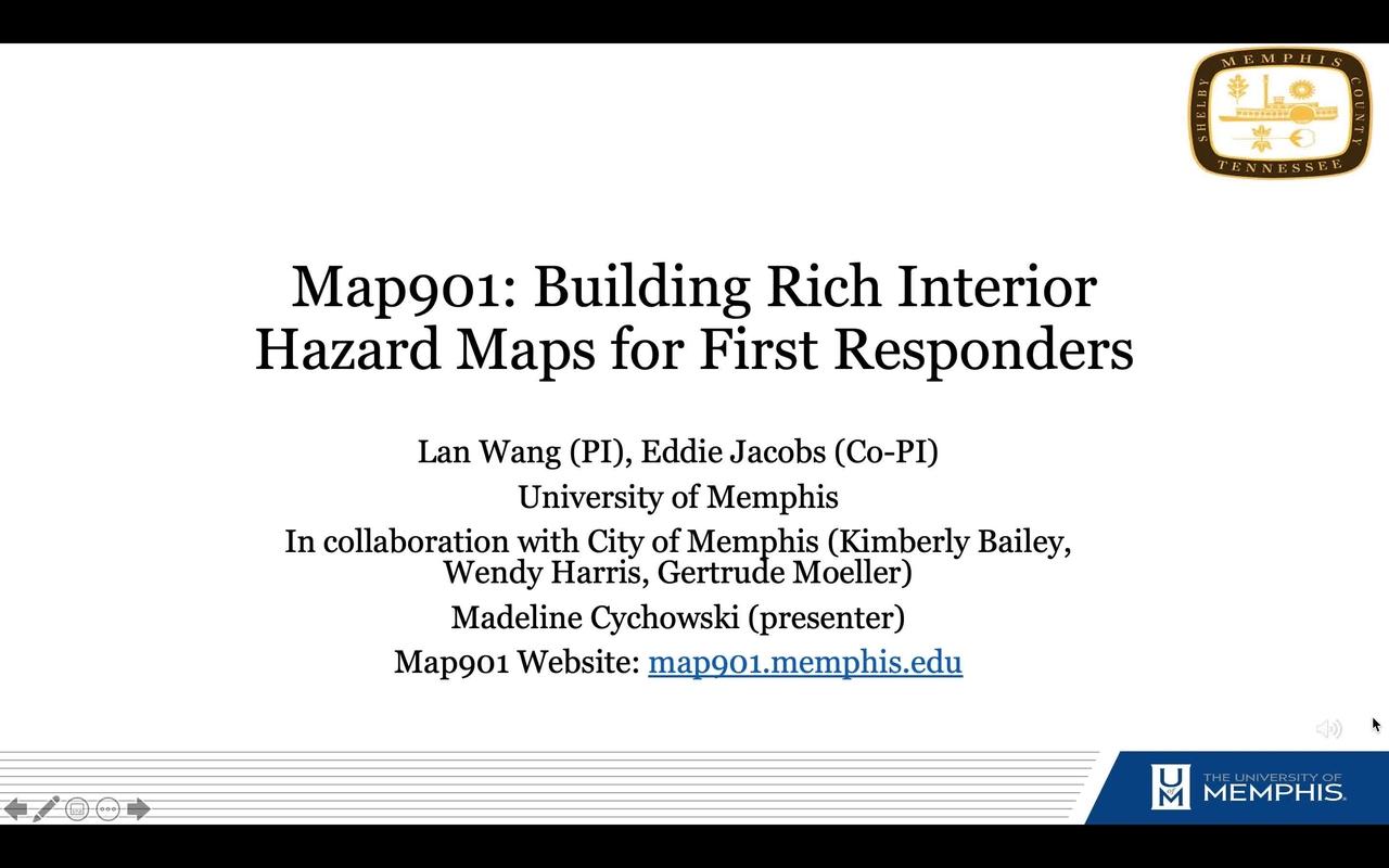 Map901: Building Rich Interior Hazard Maps_On-Demand