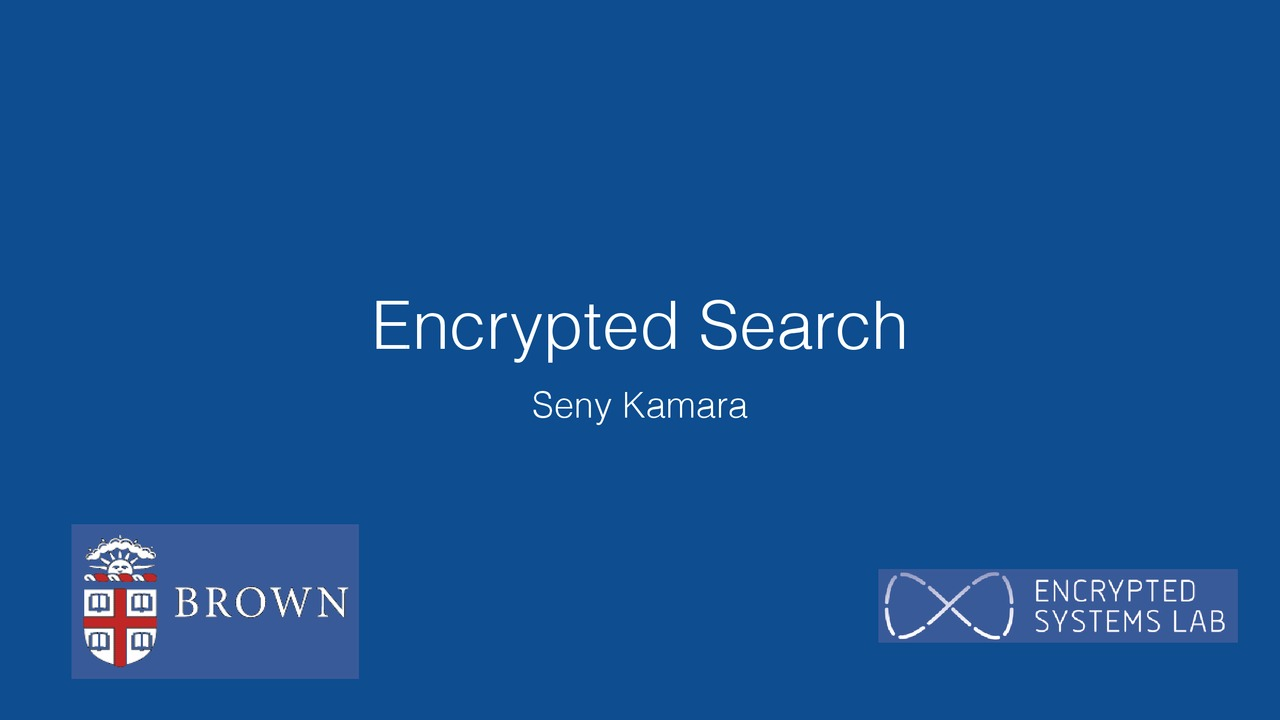 STPPA3 Encrypted Search