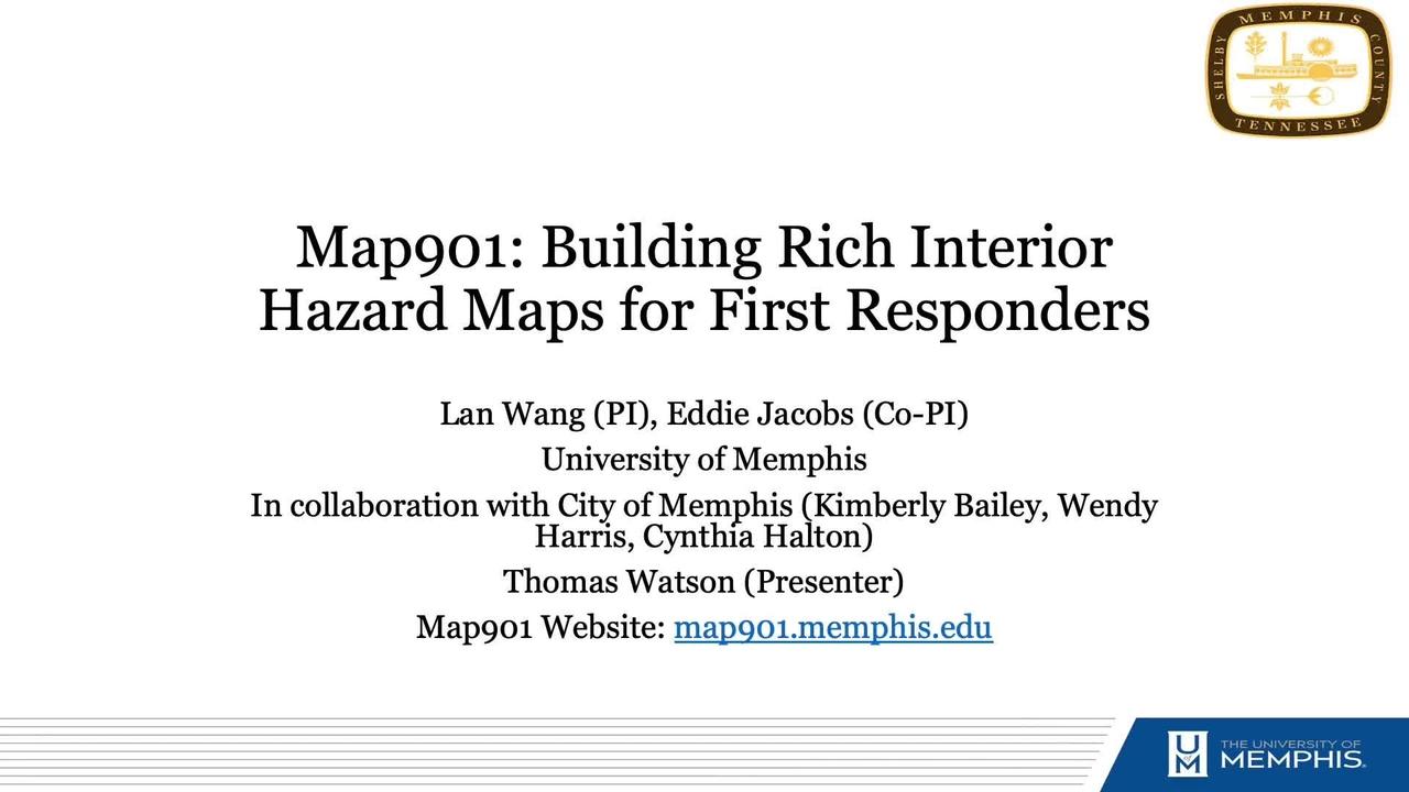 PSCR2021_Map901_Building Rich Interior Hazard Maps_On-Demand