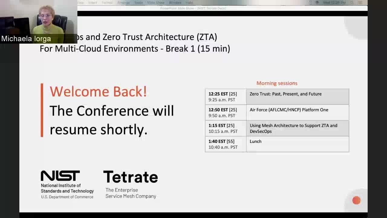 DevSecOps and ZTA for Multi-Cloud session 2