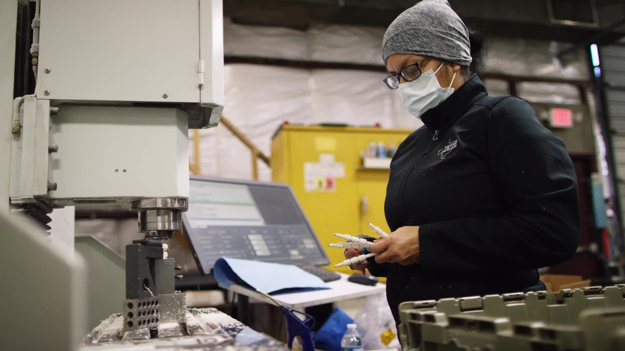 Heroes of American Manufacturing: Texas Injection Molding