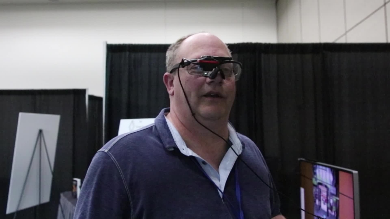 Screen Door Labs VR HUD Video
