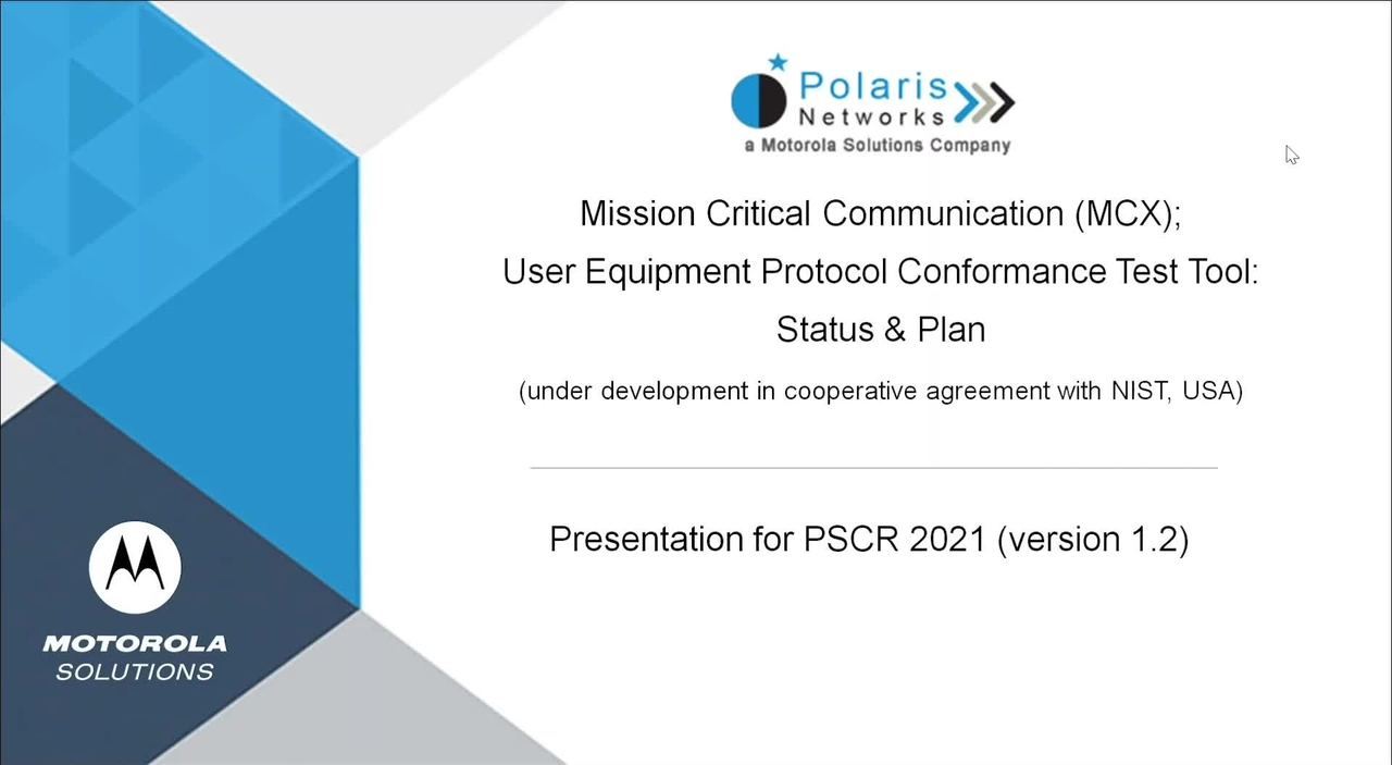 PSCR 2021_MCX User Equipment Protocol_On-Demand