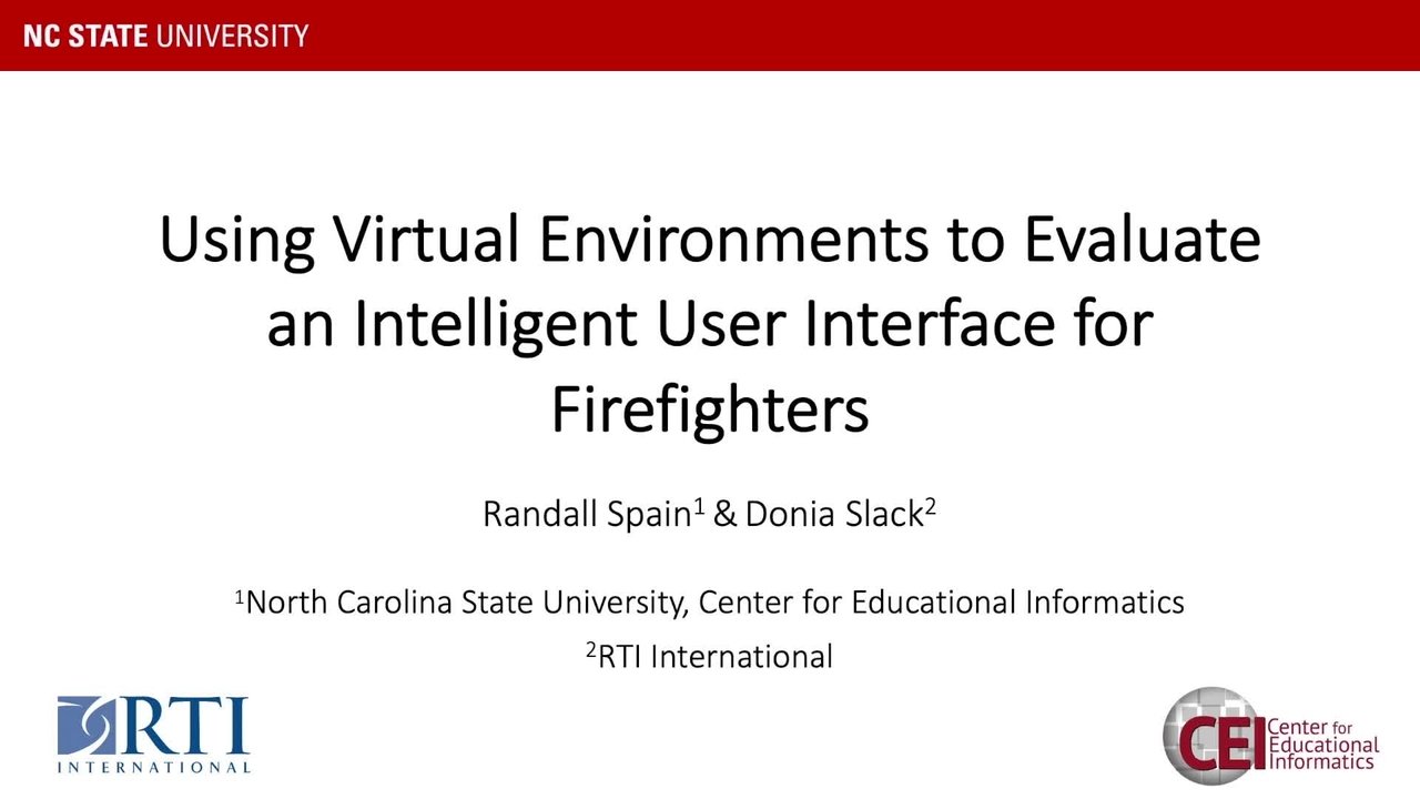 PSCR 2021_Using Virtual Environments to Evaluate UI_On-Demand