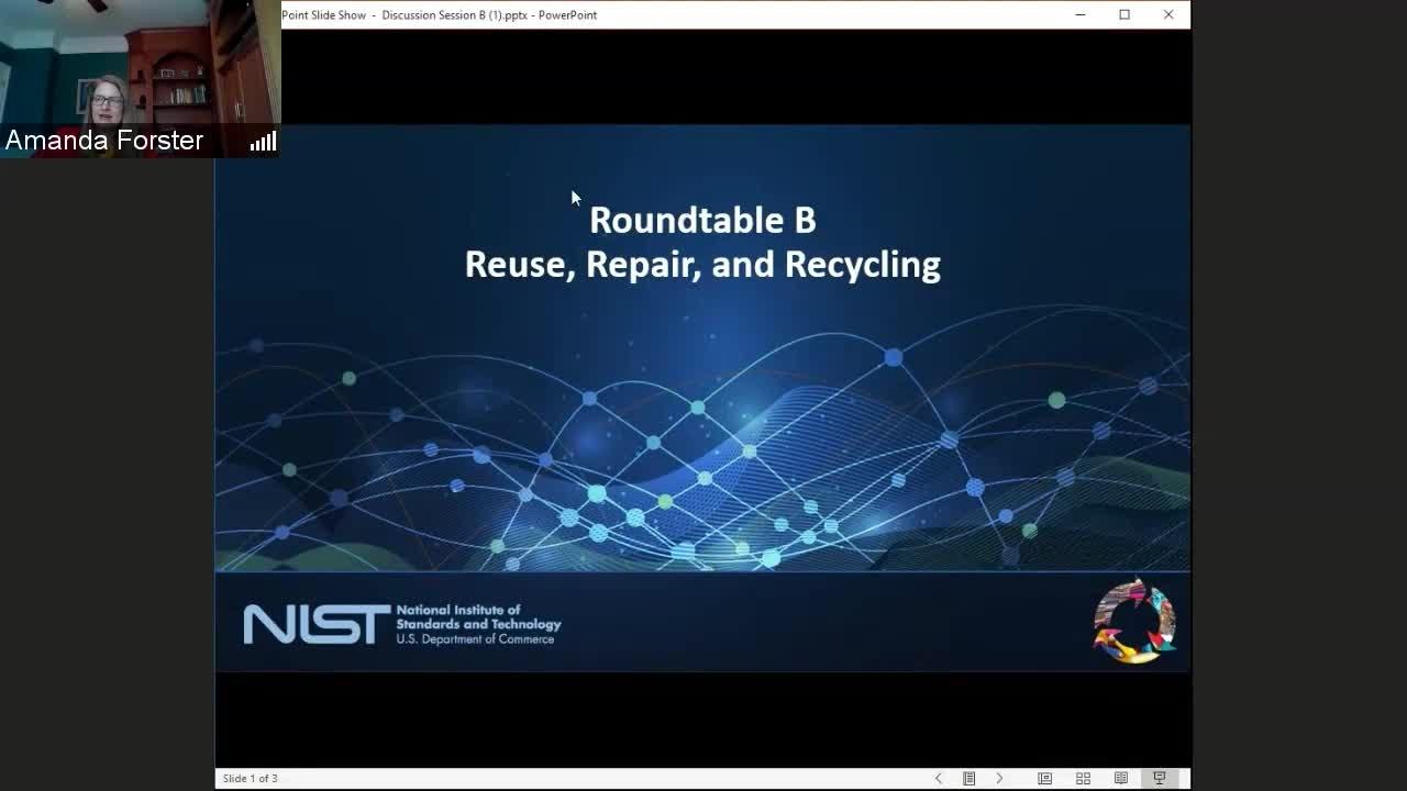 Facilitating a Circular Economy For Textiles Rnd Tbl B
