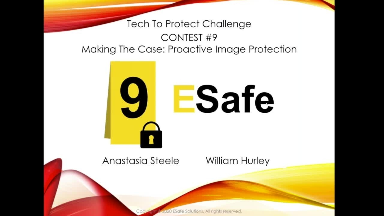 Tech to Protect Challenge - ESafe