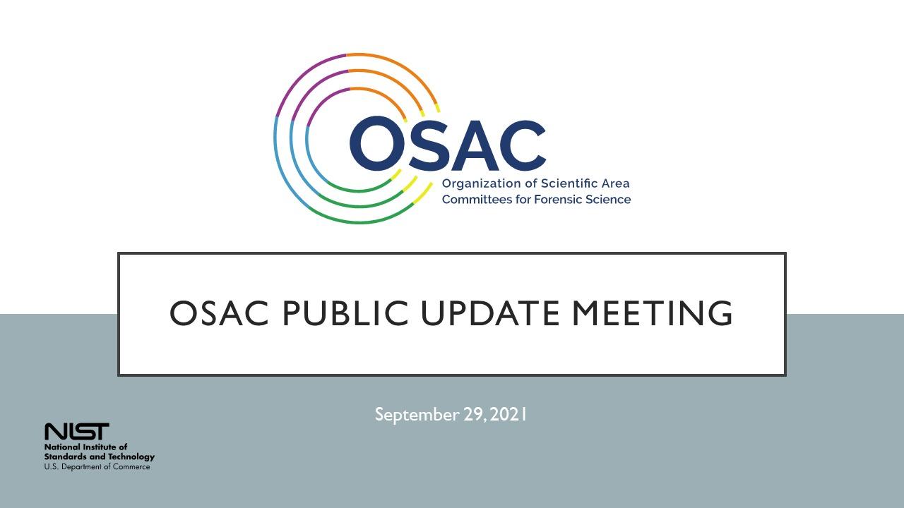 OSAC 2.