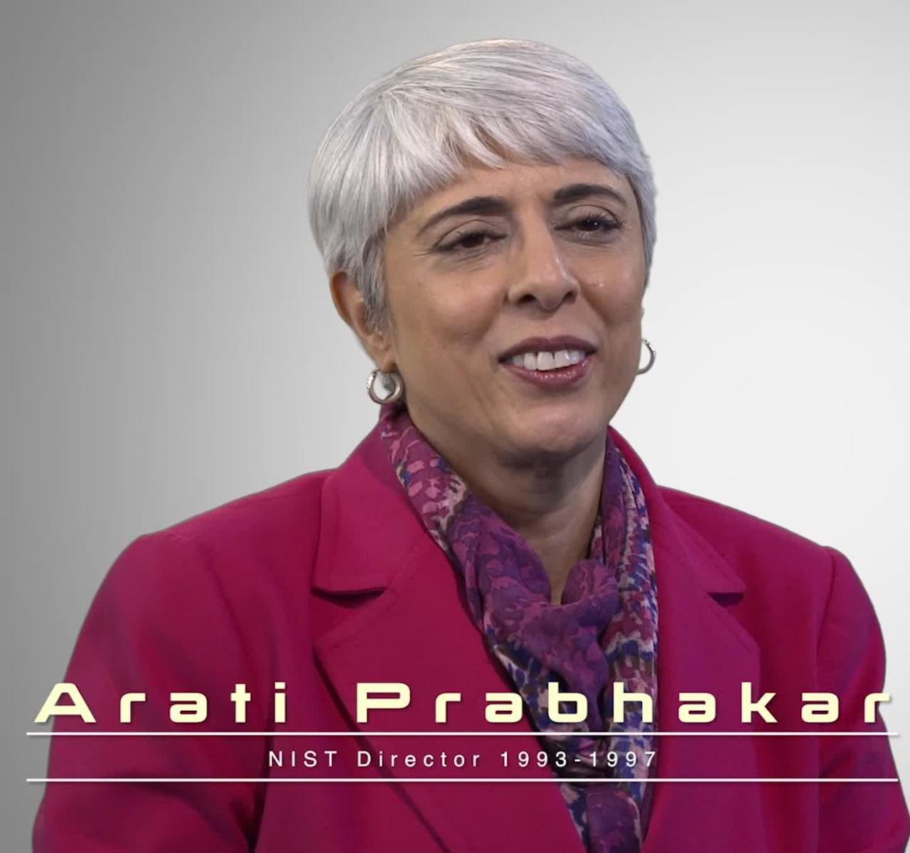 Arati Prabhakar on Why She Pursued Engineering