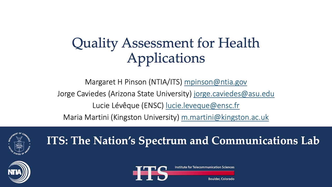 PSCR201_Qual Assessment for Health Apps_On-Demand
