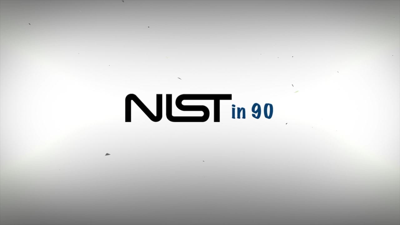 NIST in 90: Measuring Planck's Constant