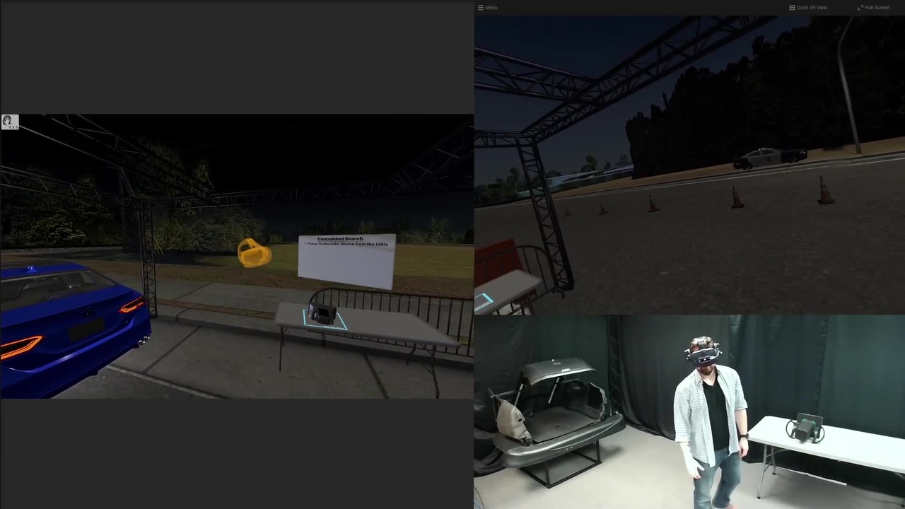 PSCR 2021_Physical Search with Virtual Police_Tech Demo