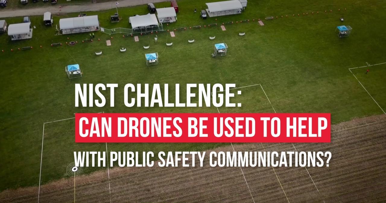 NIST Drone Challenge