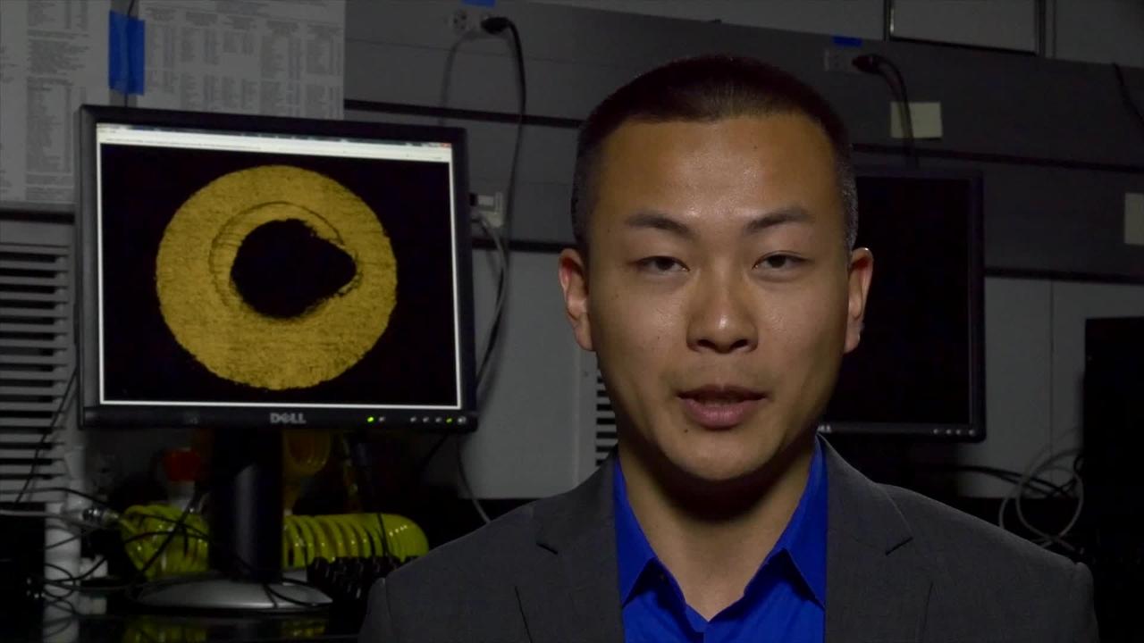 Xiaoyu Alan Zheng on the NIST Ballistics Toolmark Research Database