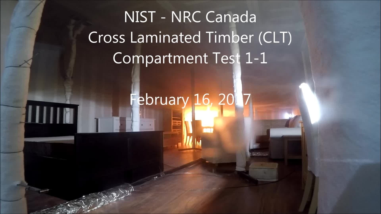 CLT Test 1-1: Doorway View (Real Time)