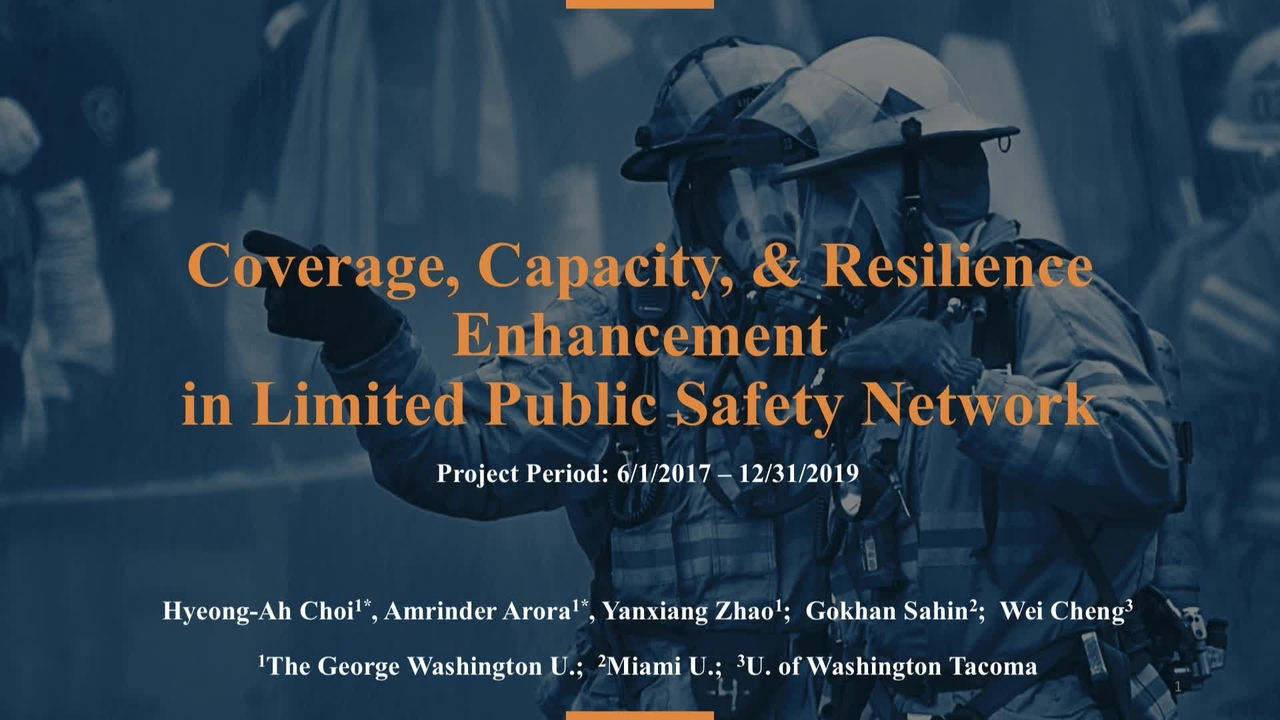 Coverage, Capacity, & Resilience Enhancement in Limited Public Safety Networks