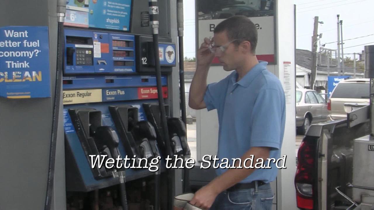 Wetting the Standard