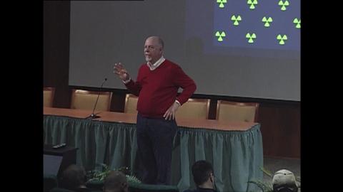 NIST Colloquium Series: Strange Glow, The Story of Radiation