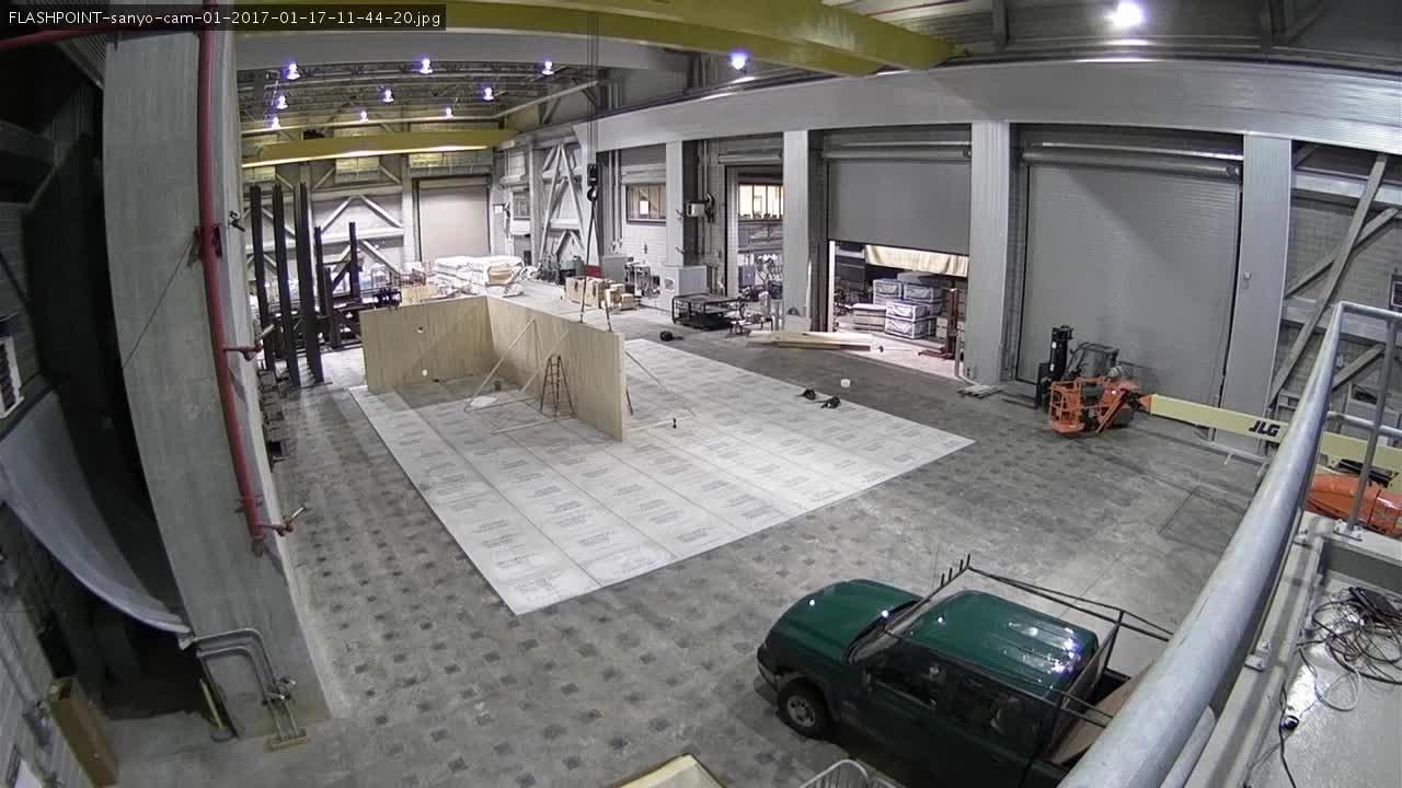 CLT Compartment Construction