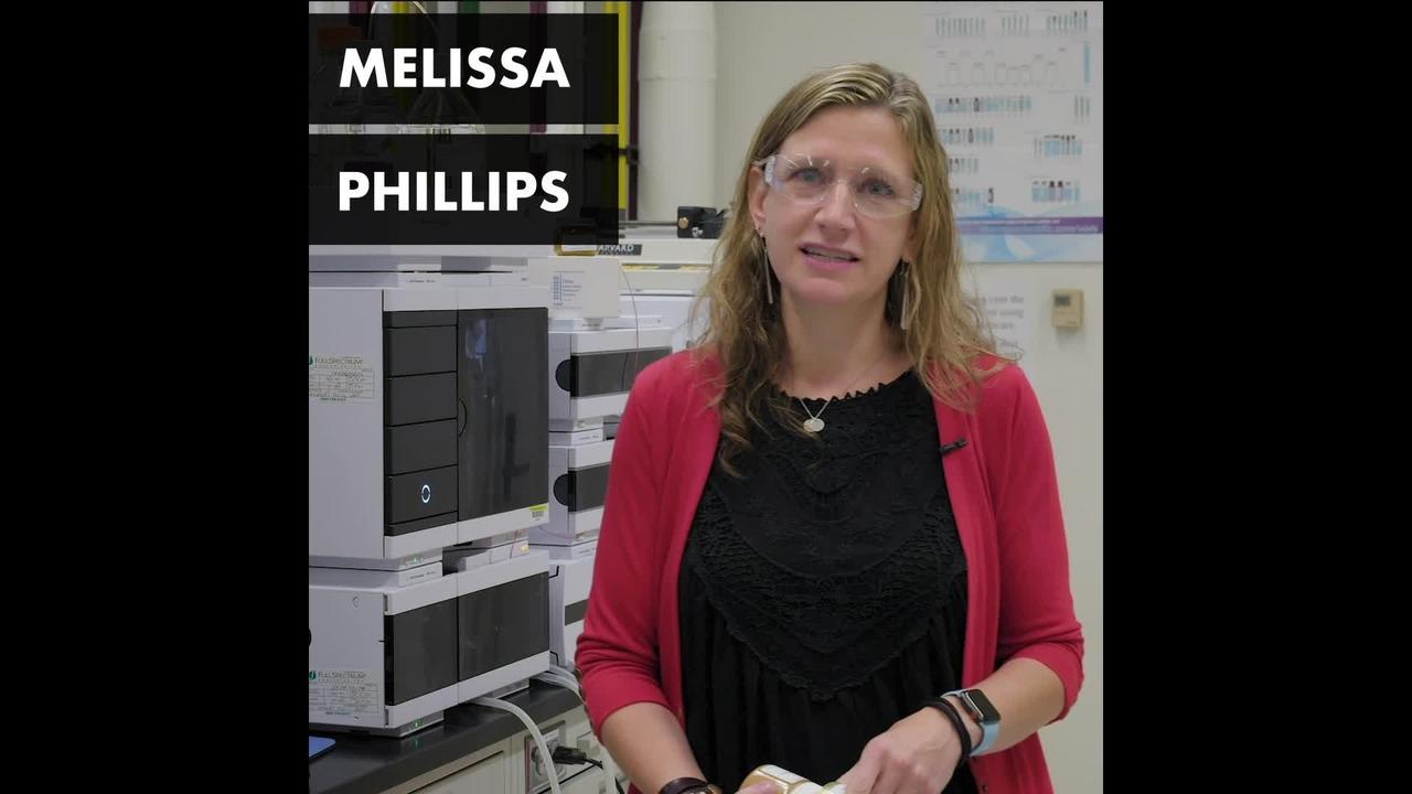 NIST Chemist Melissa Phillips on Carbon