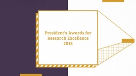 Thumbnail for entry NUI Galway Research Excellence Awards 2018