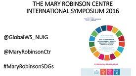Thumbnail for entry Mary Robinson Centre Symposium Plenary Session I