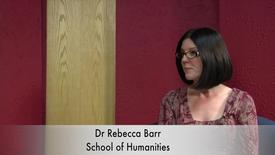 Thumbnail for entry An interview with Dr. Rebecca Barr