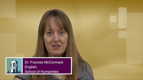 Frances McCormack Teaching Expert
