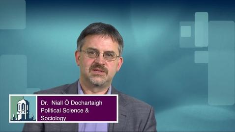 Niall O Dochartaigh Teaching Expert
